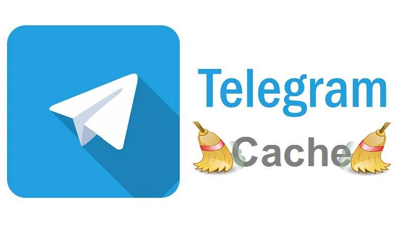آموزش پاک کردن کش تلگرام در آیفون و آیپد