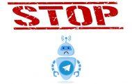 حذف ربات تلگرام و رهایی از شر دریافت پیام های متعدد این ربات ها