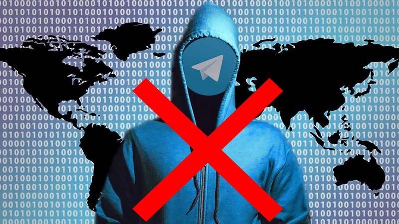 ضد هک تلگرام و روش های ایمن سازی آن