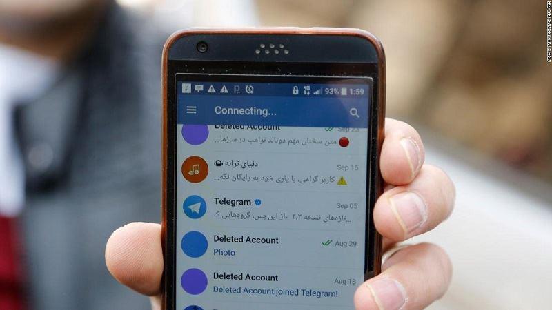 رفع مشکل اتصال تلگرام و نمایش پیغام Connecting در صفحه