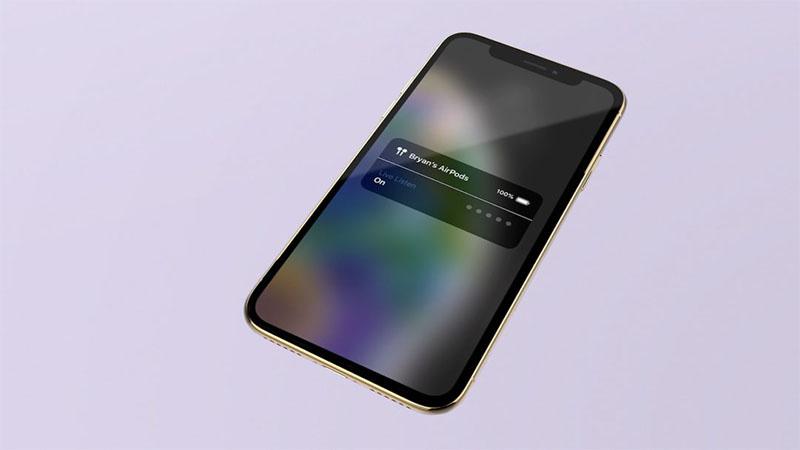 جلوگیری از جاسوسی با اپل ایرپاد