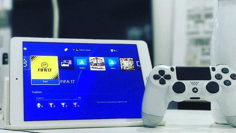بازی های PS4 به آیفون و آیپد می آیند.