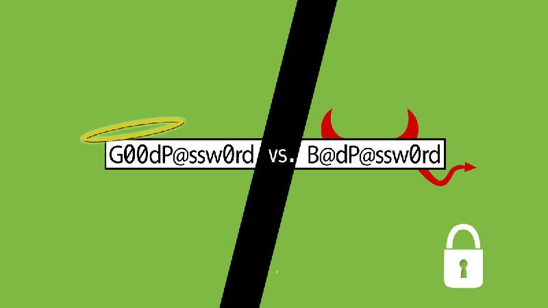"""""""perfect"""" password"""