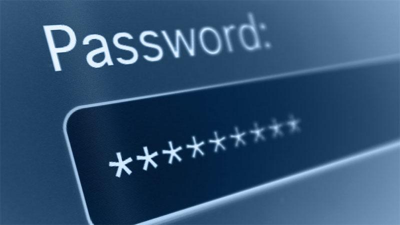 استفاده از رمز عبور ایمن