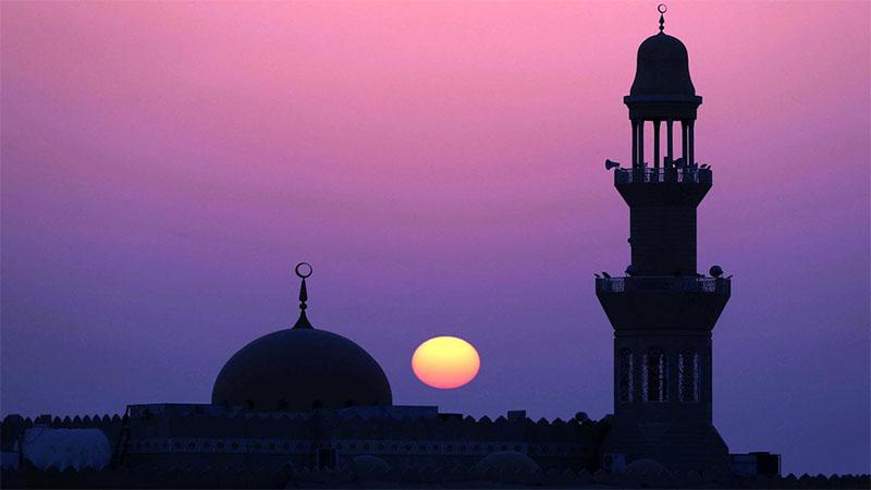 اوقات شرعی شیراز در ماه رمضان 98