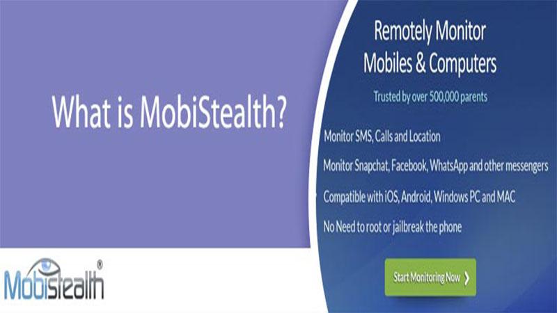 Mobistealth برای ردیابی گوشی اپل