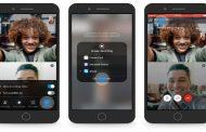 قابلیت به اشتراک گذاری صفحه گوشی به اسکایپ اضافه شد.