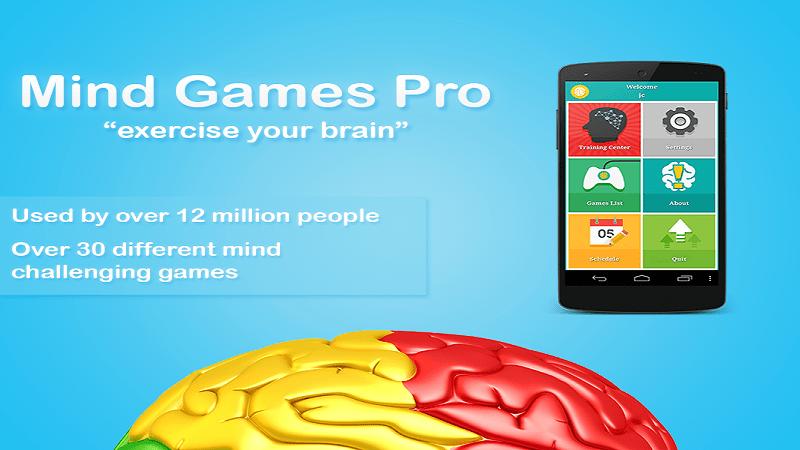 اپلیکیشن Mind Games