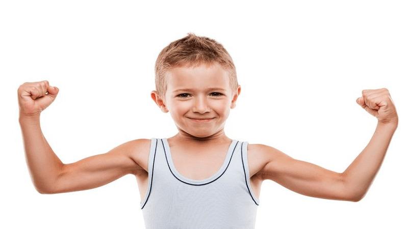 تقویت استخوانها در کودکان