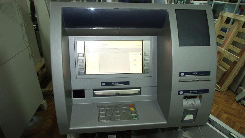 Wincor 2000xe مدل دستگاه خودپردازی که هک شد