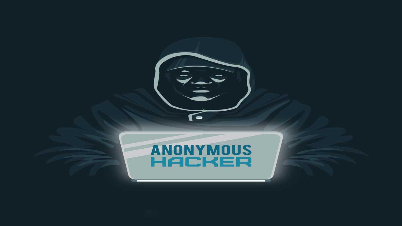 گروه هکر Ananymous