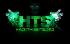 انجمن هک Hack this site