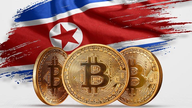 سرقت بزرگ ارز های دیجیتال توسط کره شمالی
