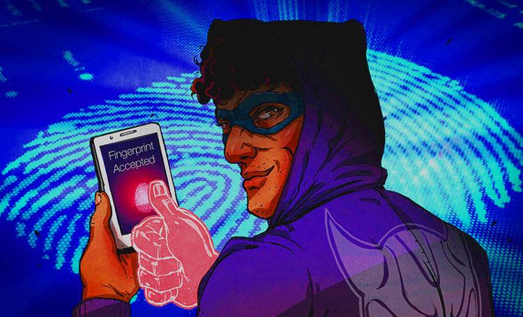 چطور جلوی هک اثر انگشت را بگیریم