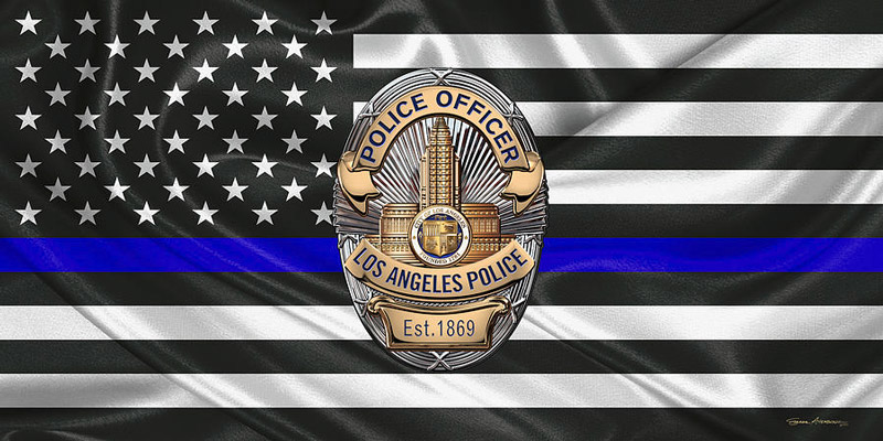 واحد پلیس لس آنجلس