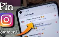 قابلیت پین کردن کامنت در اینستاگرام برای همه کاربران فعال شد