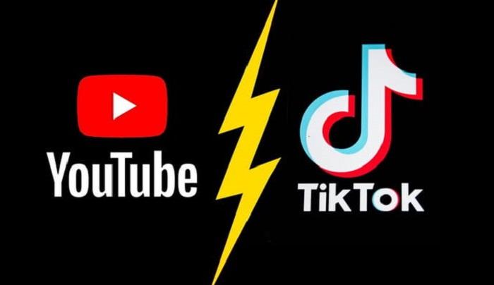 تقلید یوتیوب از تیک تاک