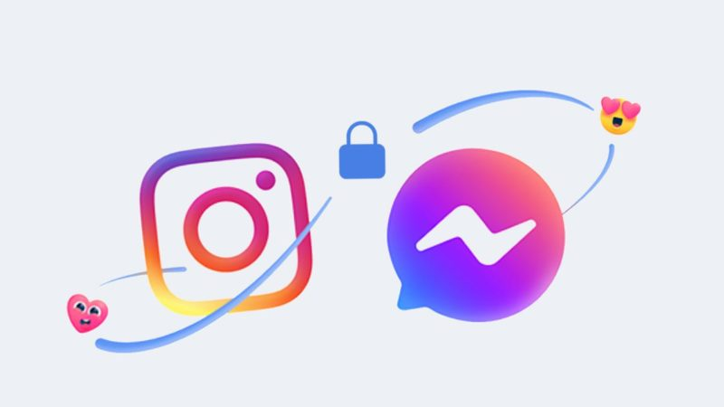 مسنجر فیسبوک و اینستاگرام ادغام شد