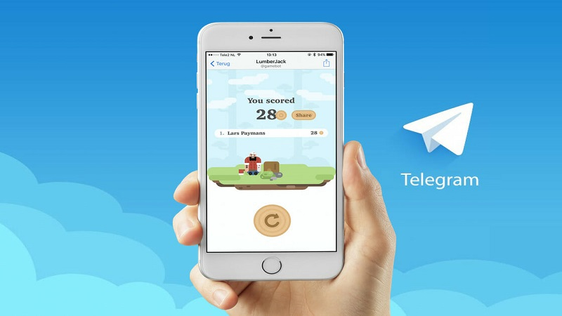 معرفی چندین بازی گروهی جذاب در تلگرام