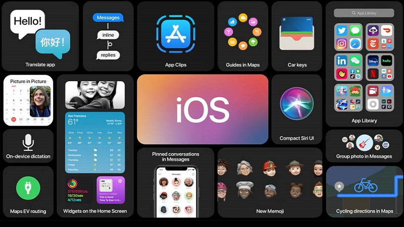 iOS 15   تاریخ انتشار و امکانات موجود در این سیستم عامل