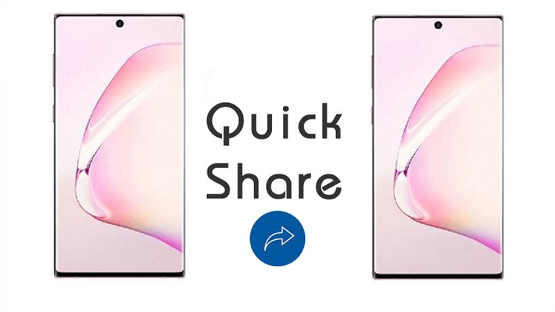 اپلیکیشن Quick Share سامسونگ برای ویندوز 10 منتشر شد