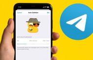 آموزش نحوه حذف خودکار پیام در تلگرام