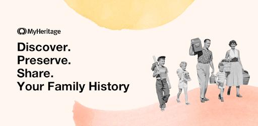 دانلود MyHeritage