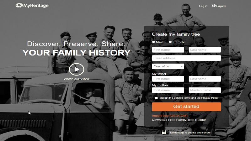 برنامه MyHeritage   اپلیکیشنی که رفتگان شما را زنده می کند