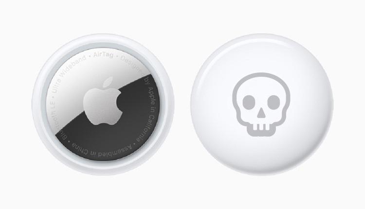 ایرتگ اپل هک شد